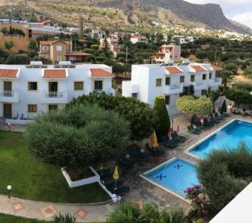 Греция.о.Крит. Отель NICOLAS VILLAS 3 *